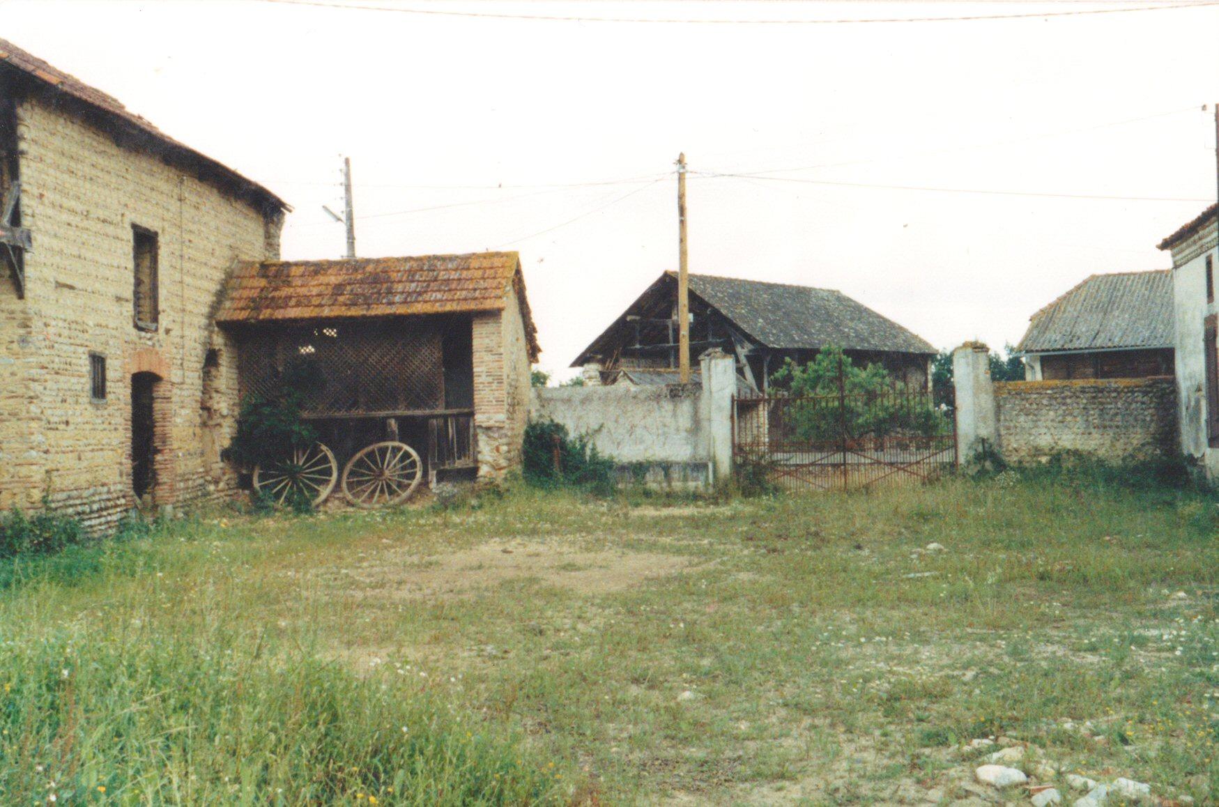 Vue 3 Bâtiment existant avant projet - 4 logements (65)