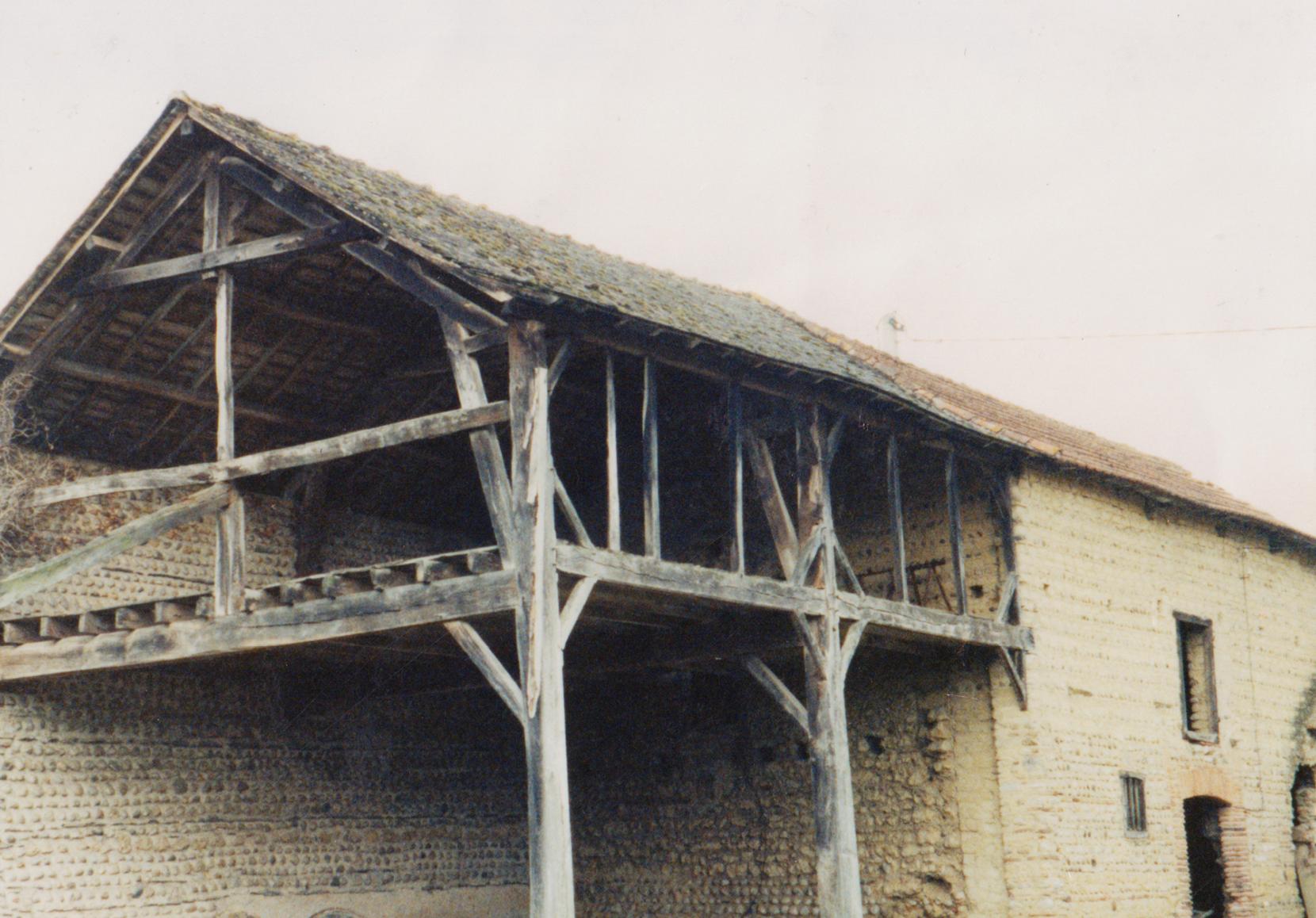 Vue 2 Bâtiment existant avant projet - 4 logements (65)