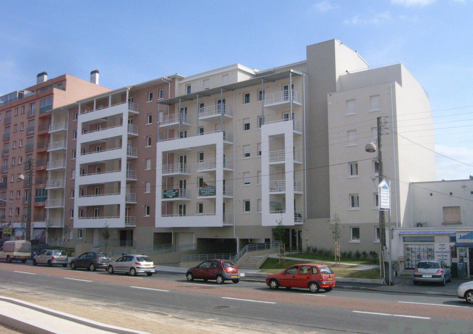 Immeuble de logements à Billères (64) - Architecte Jean-Marc Ritondo