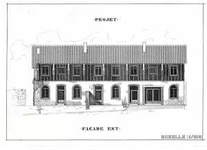 Projet de 2 gîtes de caractère (32) - Architecte Jean-Marc Ritondo