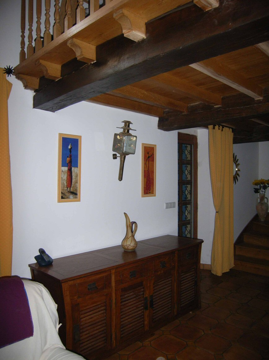 Décoration d'un intérieur traditionnel dans le cadre d'une rénovation- Cabinet D'Architecture J.M. Ritondo Pau