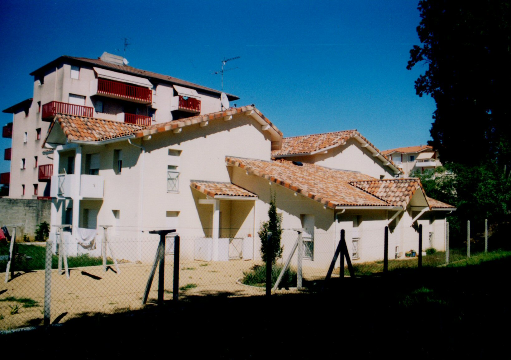 5 Logements collectifs à Mont de Marsan (40) - Architecte Jean-Marc Ritondo