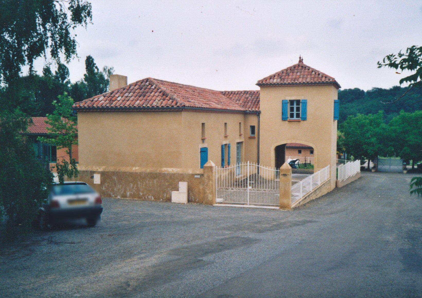 Après rénovation et extension d'une maison individuelle 3 - Architecte Ritondo Pau 64