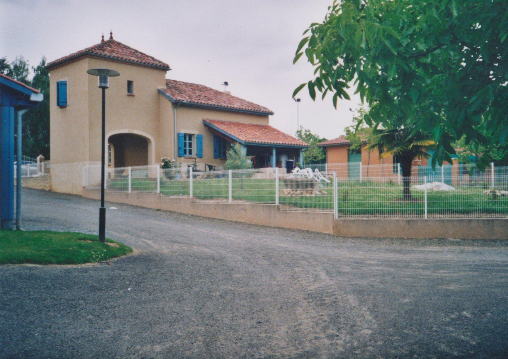 Après rénovation et extension d'une maison individuelle 2 - Architecte Ritondo Pau 64