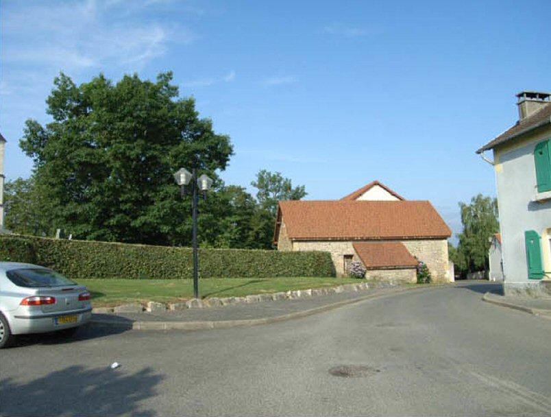 Vue 1 avant extension Mairie de Momas (64) - Architecte Jean Marc Ritondo