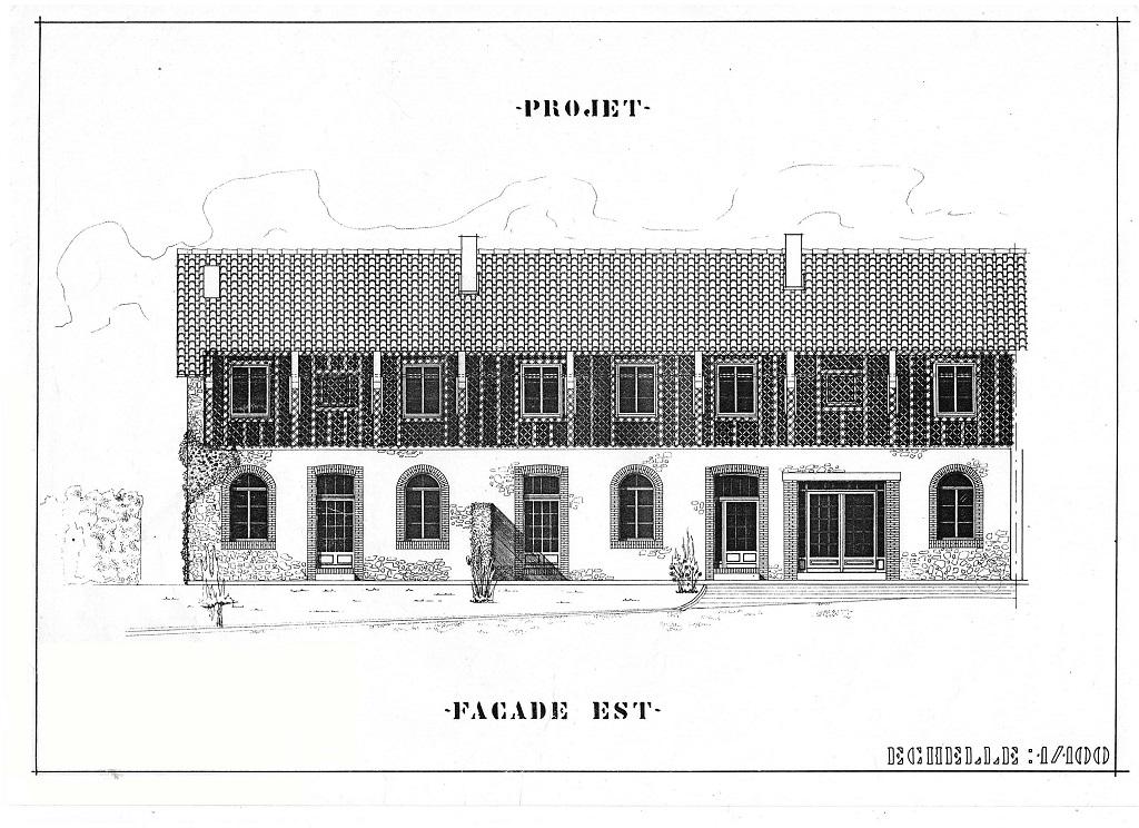 Projet de 2 gîtes de caractère dans le Gers (32) - Architecte Jean-Marc Ritondo