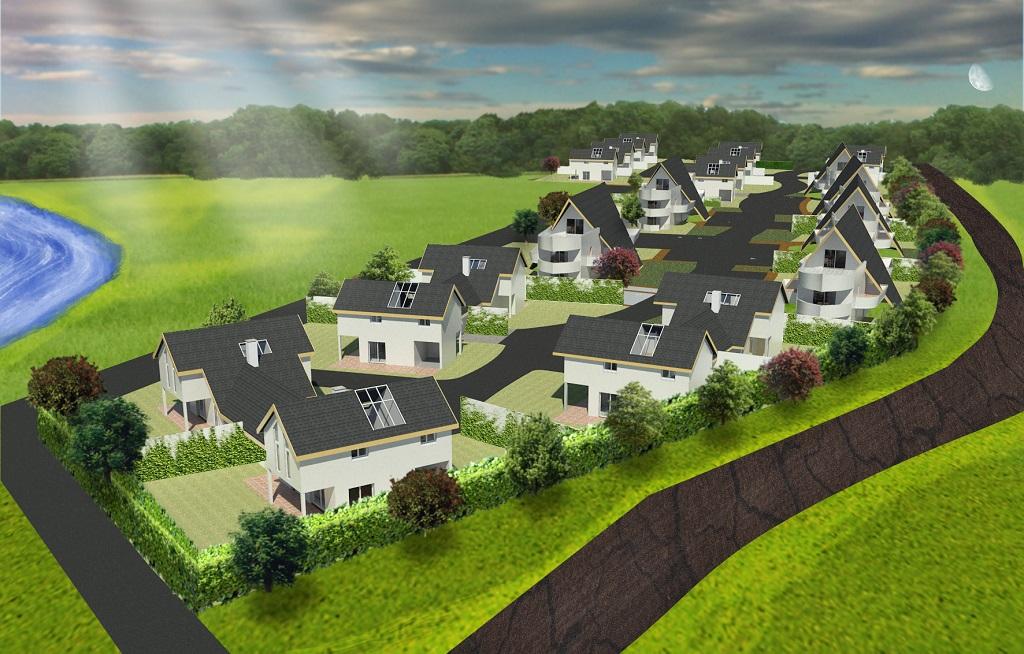 Projet Maisons énergie passive dans le 64 - Architecte Jean-Marc Ritondo
