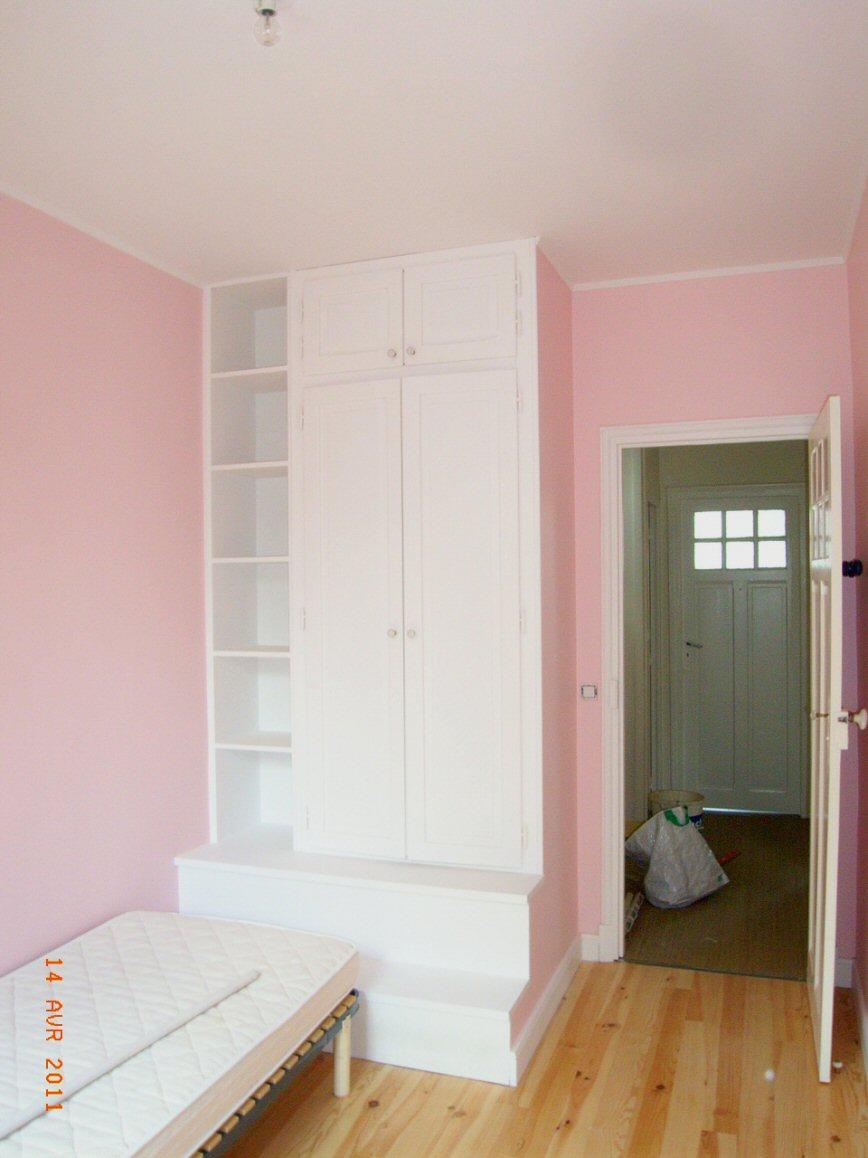 Réaménagement et décoration chambre - 64